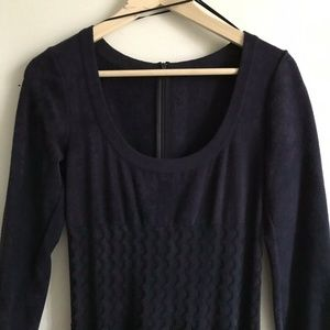 ALAIA Scoop Neck Knitted Dress Size 42